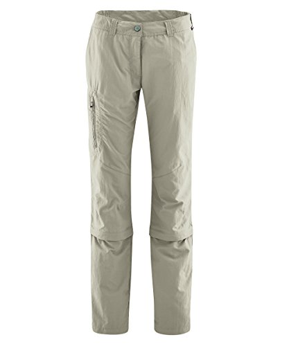 sports maier Grigio Gray Pantaloni Feather Donna convertibili Fulda Td11wavx