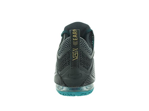 Nike Men's Lebron XII Low Basketball Shoe Black/Metallic Gold-anthracite-radient Emerald outlet footlocker KyWaU2