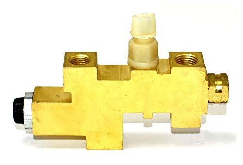 - A-Team Performance Proportioning Valve Compatible With 1987-1996 Jeep Fits Wrangler and YJ