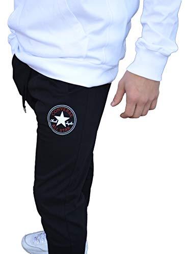 Converse 10017570a01 Pantalon Converse 10017570a01 Noir Noir Homme Homme Pantalon Converse AHPRxtzqnw