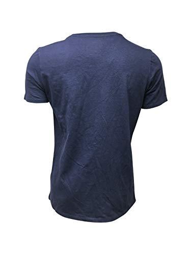 Nike Women's T-Shirt 100% Cotton CU2813 Blue 2