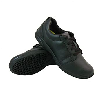 9e5b88ab0e Image Unavailable. Image not available for. Color  Genuine Grip 320 Women s  Slip-Resistant Casual Oxford
