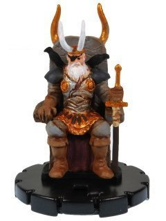 HeroClix: Odin # 51 (Uncommon) - Hammer of Thor]()