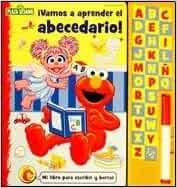 VAMOS A APRENDER EL ABECEDARIO! (Spanish Edition): PLAZA SESAMO