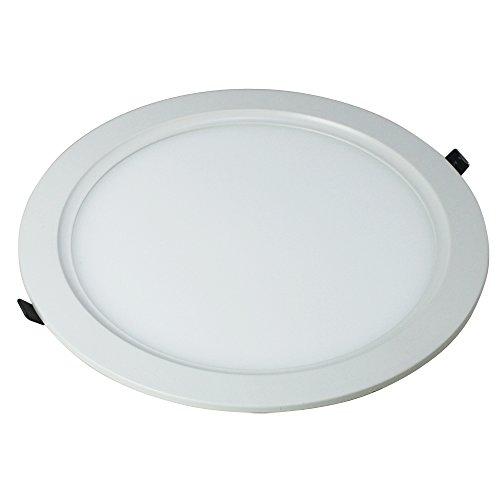 Downlight LED circular de 18w Couson, extraplano
