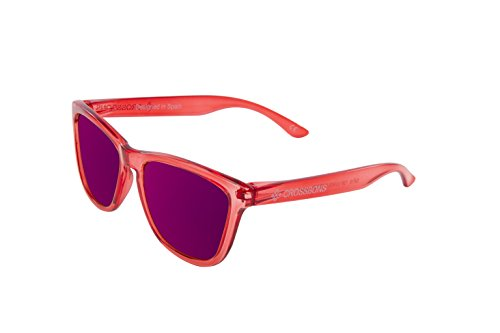 PL RAPL 1052 Gafas PINK APPLE Sol Crossbons RED de WP0qwY868
