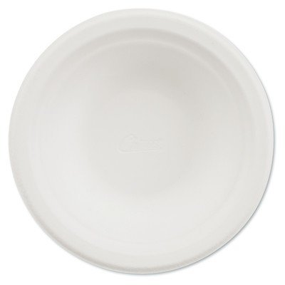 Chinet White Classic Paper Bowl (Pack of 125) - 1 Each - 12 Oz Chinet Bowls