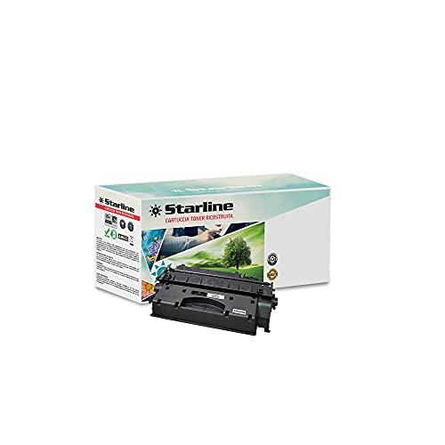 Starline STLHCE505X Toner reconstruit pour HP, Noir, 6500 Pages