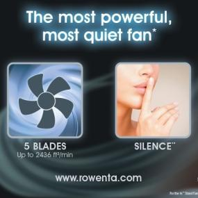 Amazon Com Rowenta Vu5551 Turbo Silence Oscillating 16