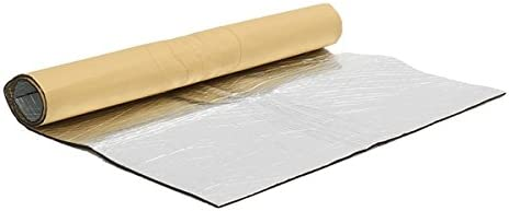 Alamor 60X39Inch Isolant Mat Voiture Pare-Feu Isolant Firewall Insonorisation