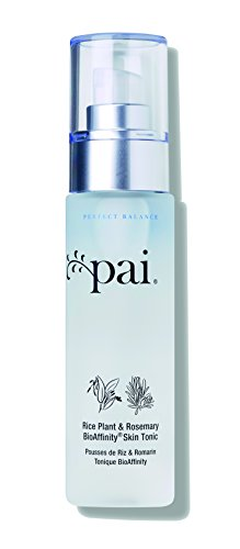 Pai Skincare Organic Rice Plant & Rosemary Bio Affinity Tonic for Combination and Oily T-Zone Skin Control 50 ml ()