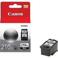 Genuine OEM brand name Canon PG-210 XL Black High Capacity Inkjet 2973B001