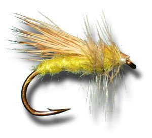 Yellow Sally Fly Fishing Fly