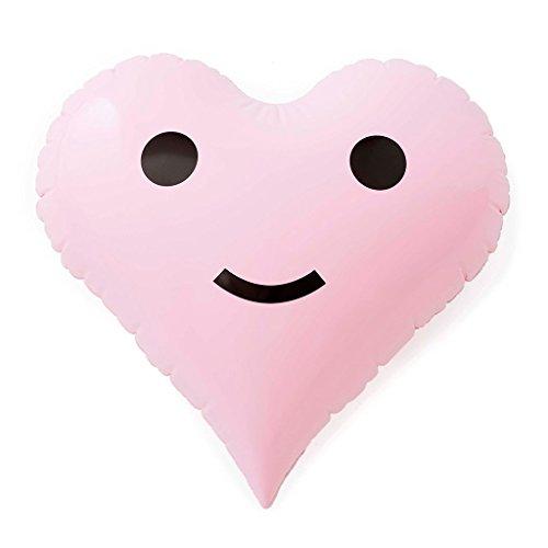 Ban.do Beach Please! Jumbo Happy Heart Floaty Towel