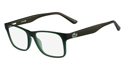 Eyeglasses LACOSTE L 2741 315 GREEN MATTE