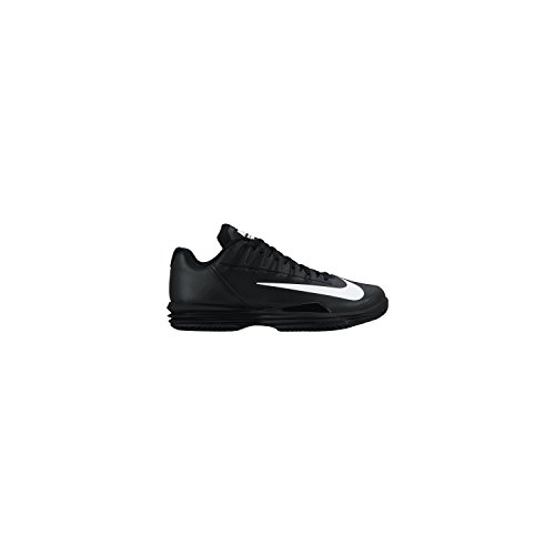 Nike Lunar Ballistec 1.5, Zapatillas de Tenis para Niños Negro / Blanco (Black/White)