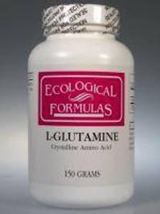 Ecological Formulas - L-Glutamine 150 gms