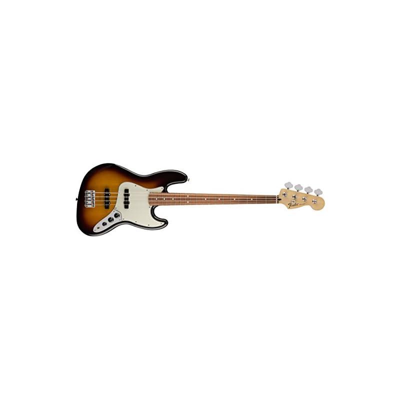 Fender Standard Jazz Electric Bass Guita