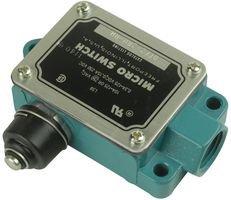 Honeywell S&C DTF2-2RN-RH Limit Switch, TOP Plunger, DPDT-2NO/2NC, - Switch Rh Limit