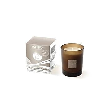 Bougie Parfumee Decorative Reve Blanc Esteban Amazon Fr Cuisine