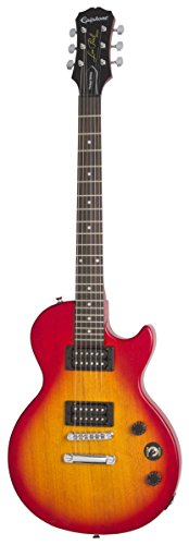 Epiphone Les Paul Special VE Solid-Body Electric Guitar, Heritage Cherry Sunburst