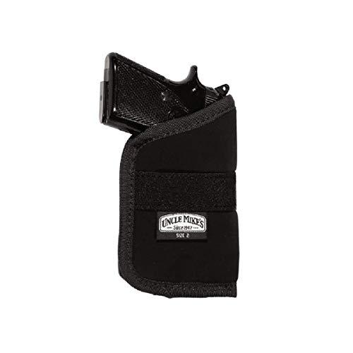 Inside-the-Pocket Holster Sz2 LH/RH 380's Black