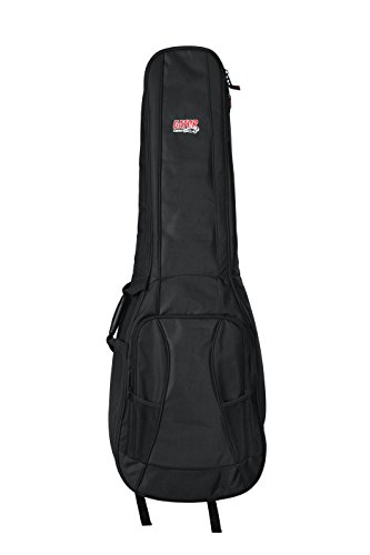 Gator GB 4G BASSX2 Bass Guitar Gig Bag