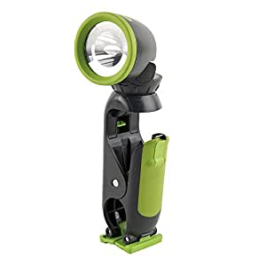 Blackfire BBM888-2 Clamp Light 100-Lumen 3AAA LED Flashlight