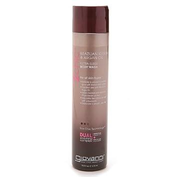 3026c0e1b868 Amazon.com : GIOVANNI HAIR CARE PRODUCTS BODY WASH, 2CHIC, U-SLEEK ...