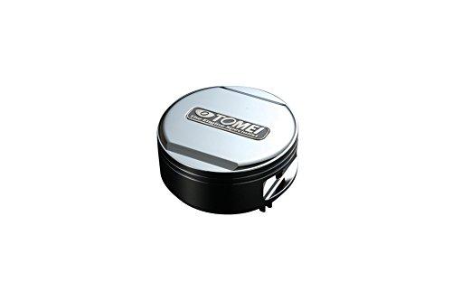 Nissan Sentra Oil Cap - Tomei Oil Filler Cap Nissan BuFF(Silver)