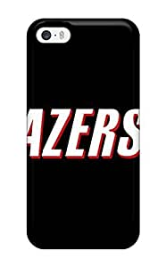 Awesome Case Cover/Case For Iphone 4/4S Cover Defender Case Cover(portland Trail Blazers Nba Basketball (7) )