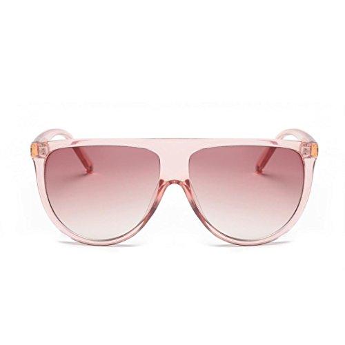 Gafas forma vintage unisex F C de de de irregular sol sol Gafas ASHOP de wT8wErqxt