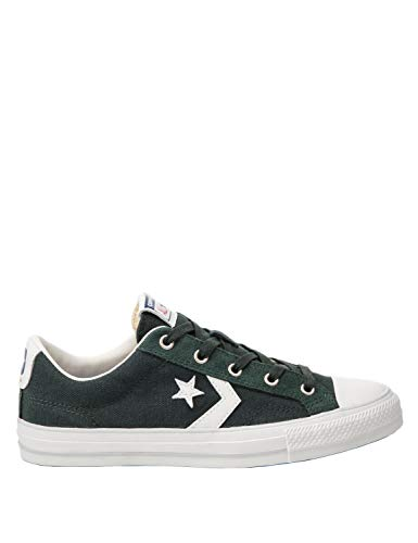 Converse Men's Star Player Sneakers Green in Size US 8.5