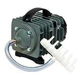 O2 Commercial air Pump, 1157 gph 4.64psi. Aquarium,Hydroponics,Pond pump by Elemental Solutions