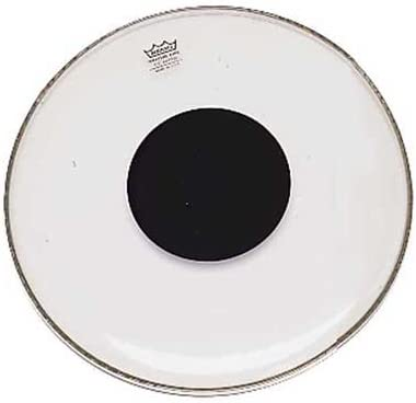 Remo Controlled Sound Clear Drum Head with Black Dot - 14 Inch 31b-K0i6GJL