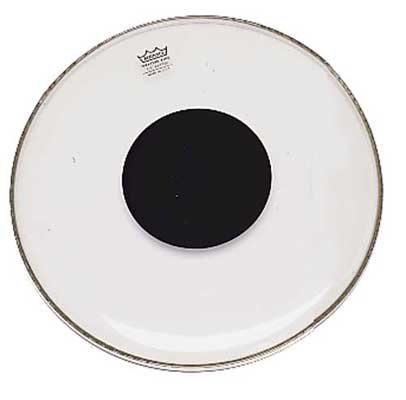 Remo Controlled Sound Clear Drum Head with Black Dot - 12 Inch 31b-K0i6GJL