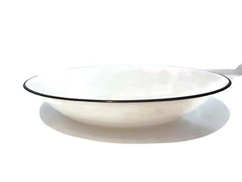 White 20 Oz Pasta Bowl - 8