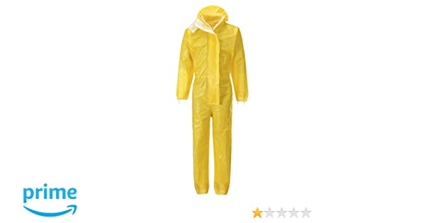 Portwest ST70 - Biztex 3/4/5/6 Mono, color Amarillo, talla Medium