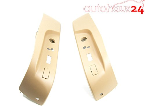 GENUINE BMW 52-10-7-058-011 Seat Switch Covering Set 52107058011