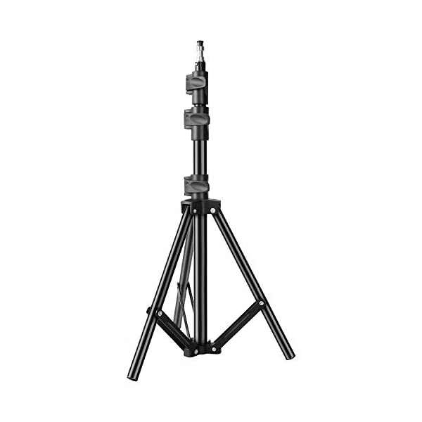 RetinaPix DIGITEK® (DLS-006FT) Lightweight & Portable Aluminum Alloy Light Stand for Photography & Video Shooting | Ring Light | Reflector | Flash Units | Light Lamps | Diffuser | Portrait | Softbox | Studio Lighting | Ideal for Outdoor & Indoor Shoots