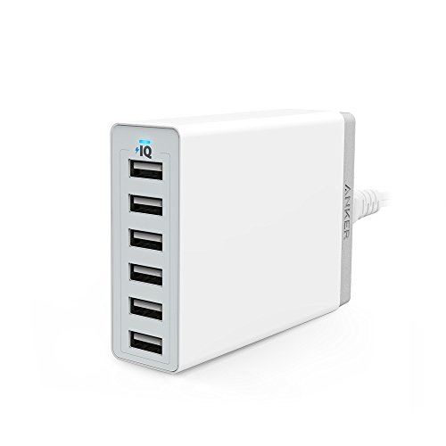 Anker 6 Port Charger PowerPort iPhone