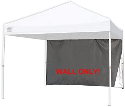 Amazon Com Quik Shade Sunwall Side Full Wall Panel Commercial 10