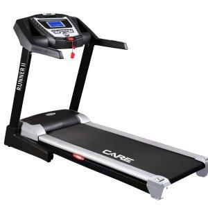 Cuidado Fitness Runner 2 Plegable Cinta de Correr con Velocidad ...