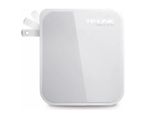 (TP-Link N150 Wireless Wi-Fi Portable Router with Range Extender/Access Point/Client/Bridge Modes (TL-WR700N))