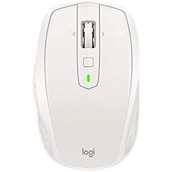 e07219e942c Logitech MX Anywhere 2S Wireless Mouse - Use On Any Surface, Hyper-Fast  Scrolling, Rechargeable, Control up to 3 Apple Mac and Windows Computers  and laptops ...