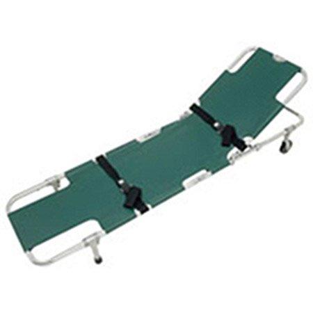 Junkin Easy Fold Wheeled Stretcher - Model JSA-604 - Each (Wheeled Stretcher)