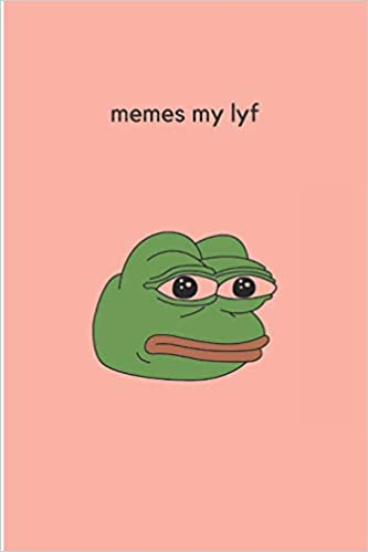 memes my lyf: funny gift for memes lovers ruled 64 pages ...