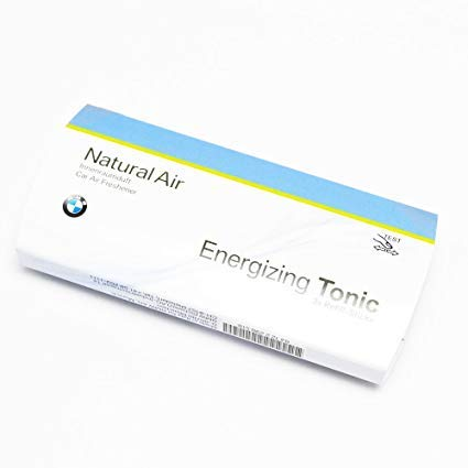 BMW Natural Air car air freshener - Refill Kit Tonic