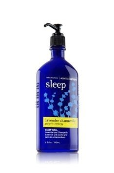 Bath & Body Works Aromatherapy Sleep Lavender Chamomile Body Lotion 6.5 oz
