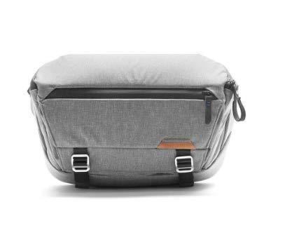Peak Design Everyday Sling Case Grey - Camera Cases (Sling Case, Universal, Shoulder Strap, Notebook Compartment, Grey)